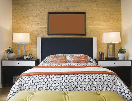 how to use color complements when decorating your bedroom