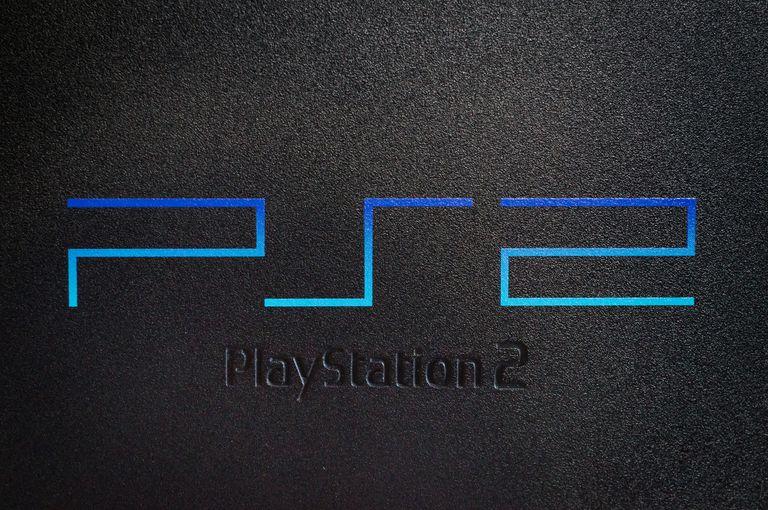 Sony Playstation 2 SCPH-5001 V9 - Logotipo / Logo Português
