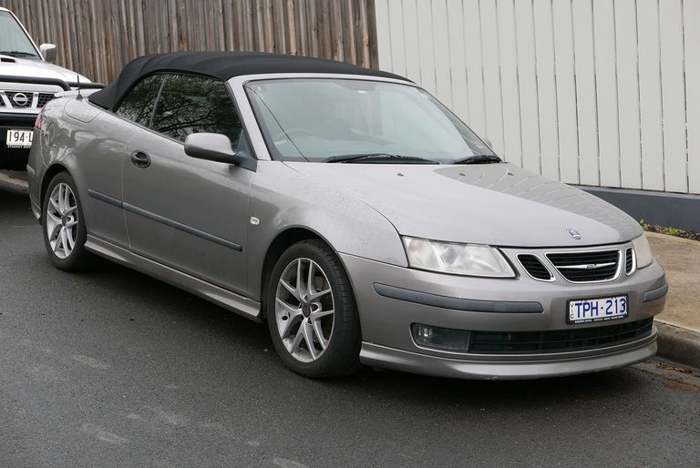 2005 saab 9 3 aero test drive and review. Black Bedroom Furniture Sets. Home Design Ideas