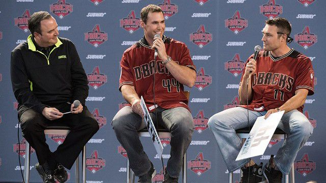Arizona Diamondbacks Fan Fest in Scottsdale