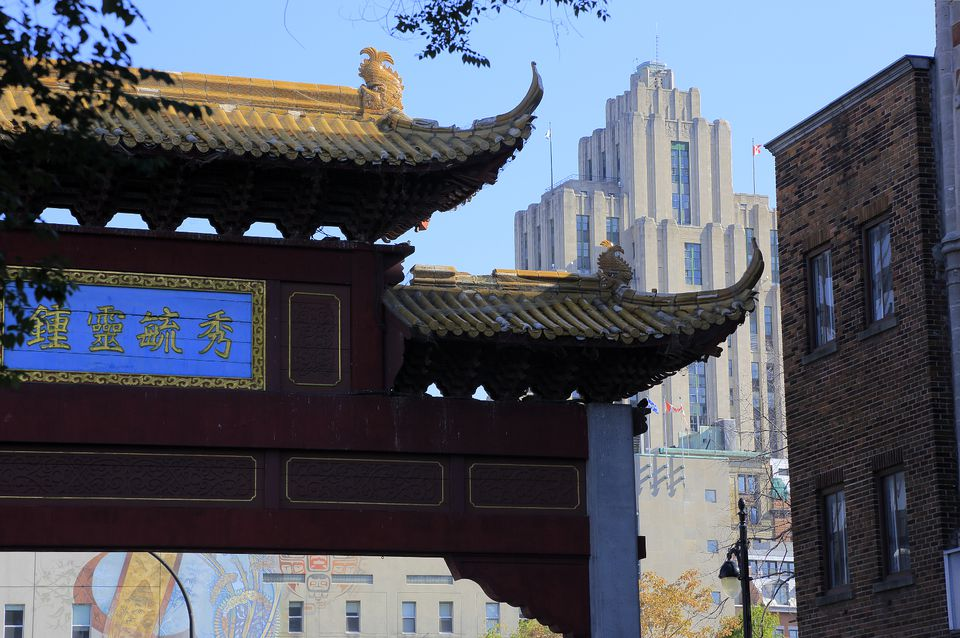 Montreal's Chinatown is filled with cheap eats, quirky stores, a tiki bar, and more.