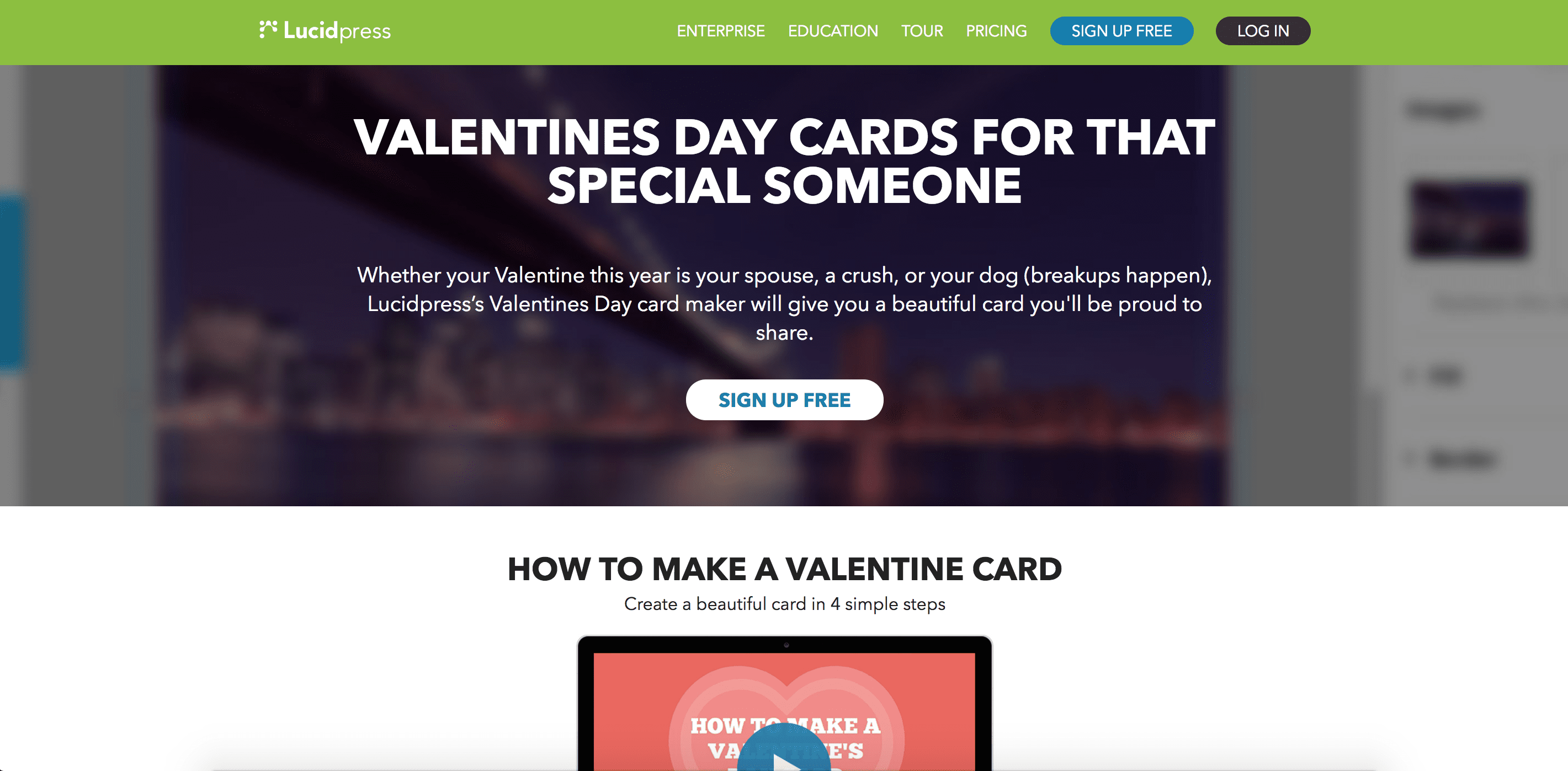 9 Great Sites With Free Valentine Ecards – Create Your Own Valentine Card Online