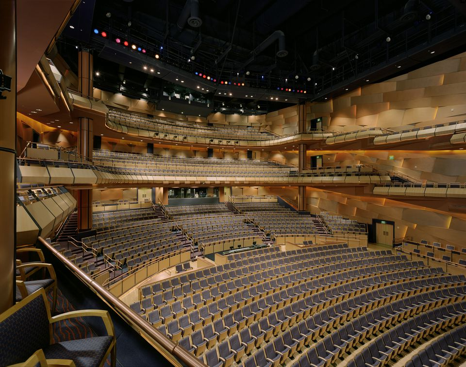 Ikeda Theatre at Mesa Arts Center in Arizona