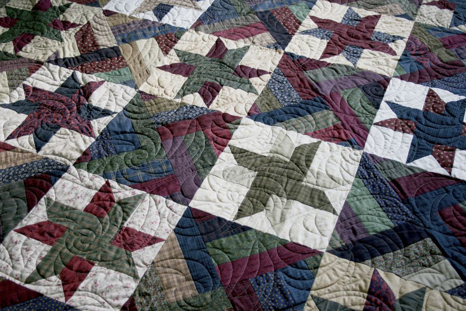 What Is Patchwork and How Is It Used? : what is quilt used for - Adamdwight.com