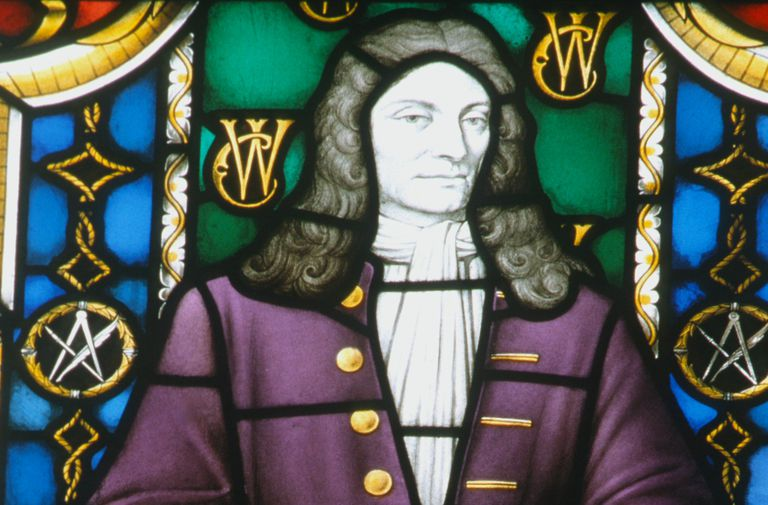 Christopher Wren's image in stained glass is a popular attraction at St. Lawrence Jewry