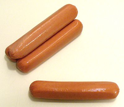 hot dogs franks weiners frankfurter sausage octopus recipe
