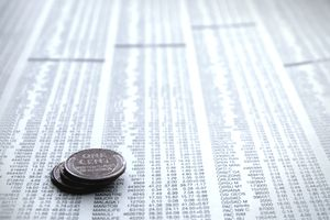penny stocks trading on the stock market