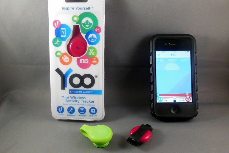 Yoo Mini Wireless Activity Tracker