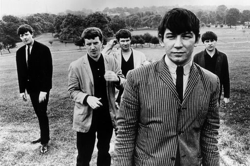 The Animals in 1966