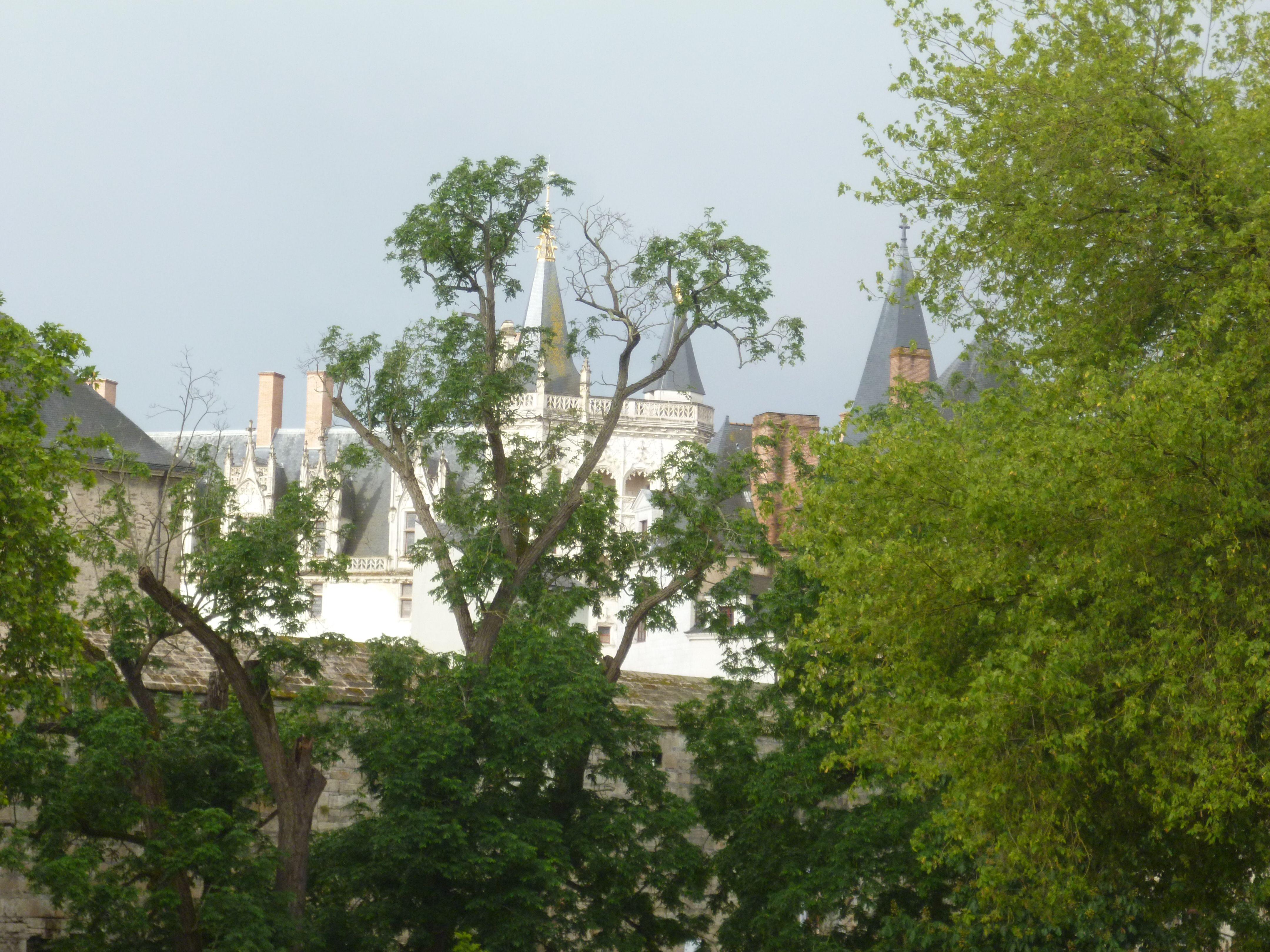 Top 10 Attractions In Nantes In The Pays De La Loire Region