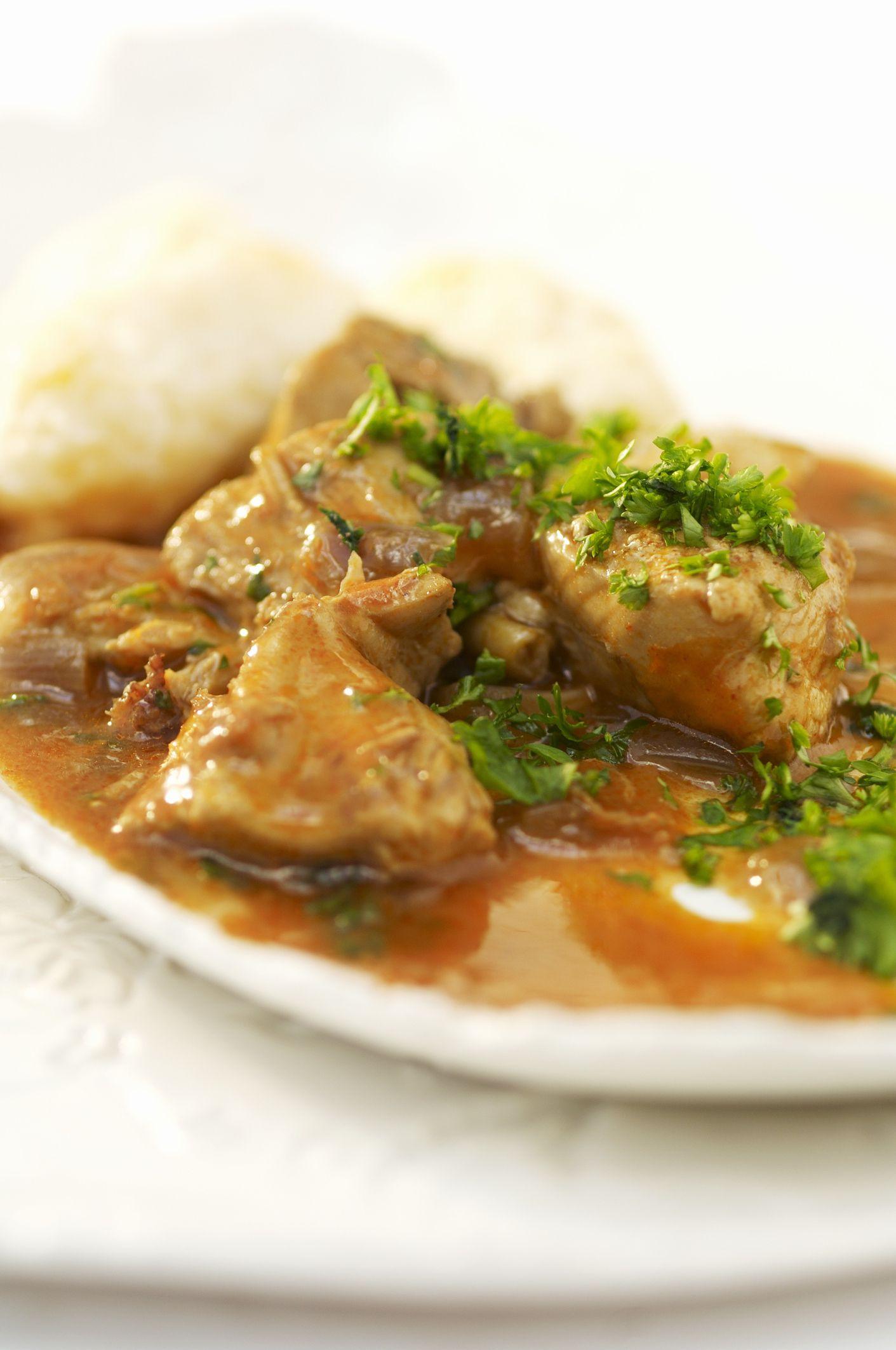 recipe: authentic chicken paprikash [36]