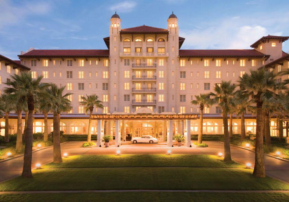 Hotel Galvez, a Wyndham Grand Hotel