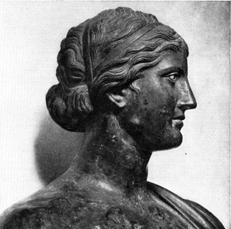 Bust of Sappho
