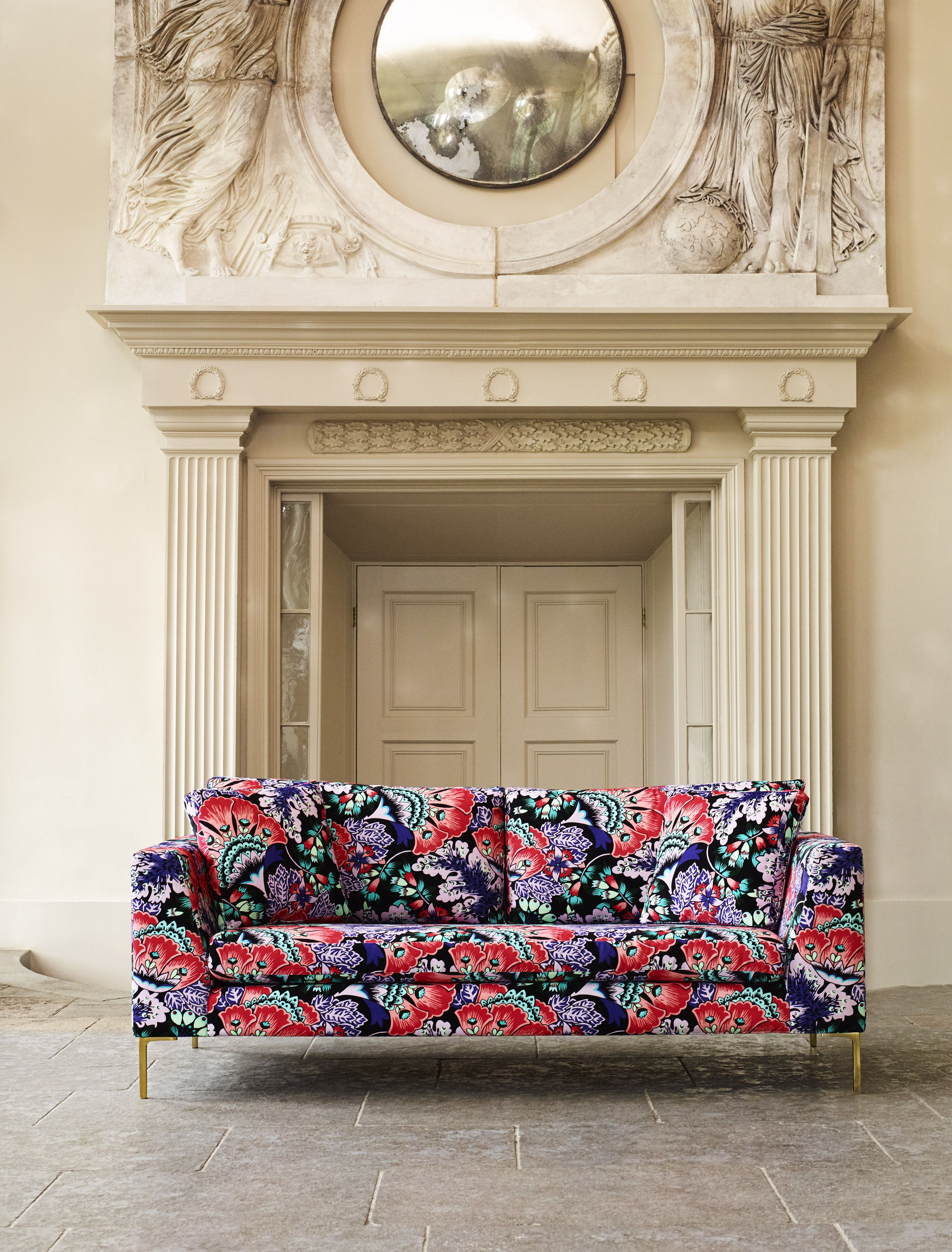 See The Entire Liberty For Anthropologie Furniture Collection
