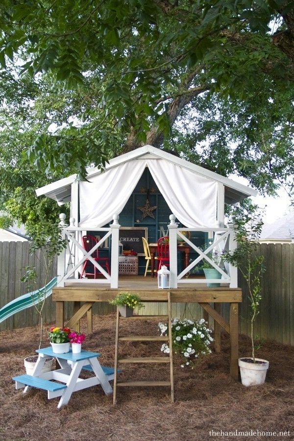 Simple Tree House Plans For Kids 9 completely free tree house plans