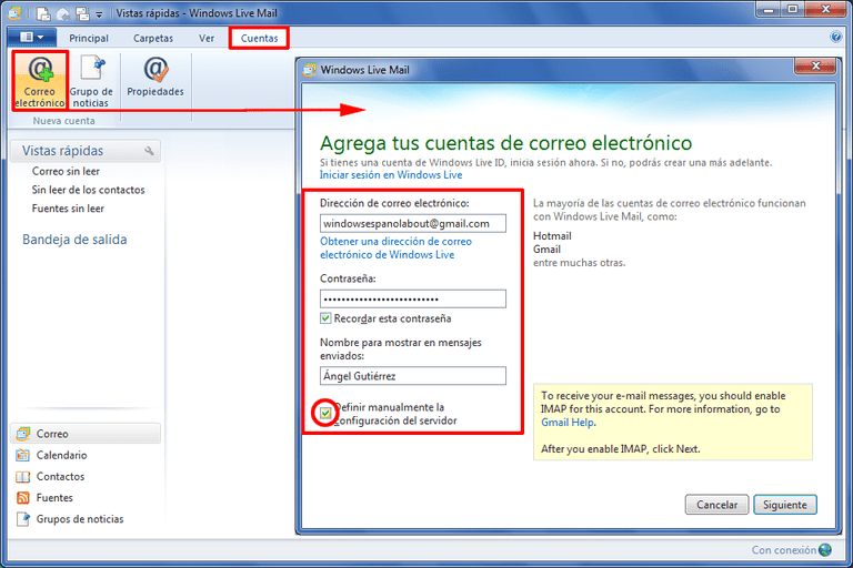 Gmail-Windows-Live-Mail