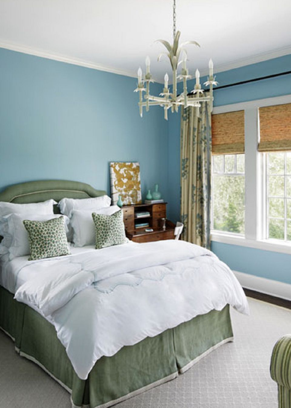 Pretty Bedrooms 25 Stunning Blue Bedroom Ideas