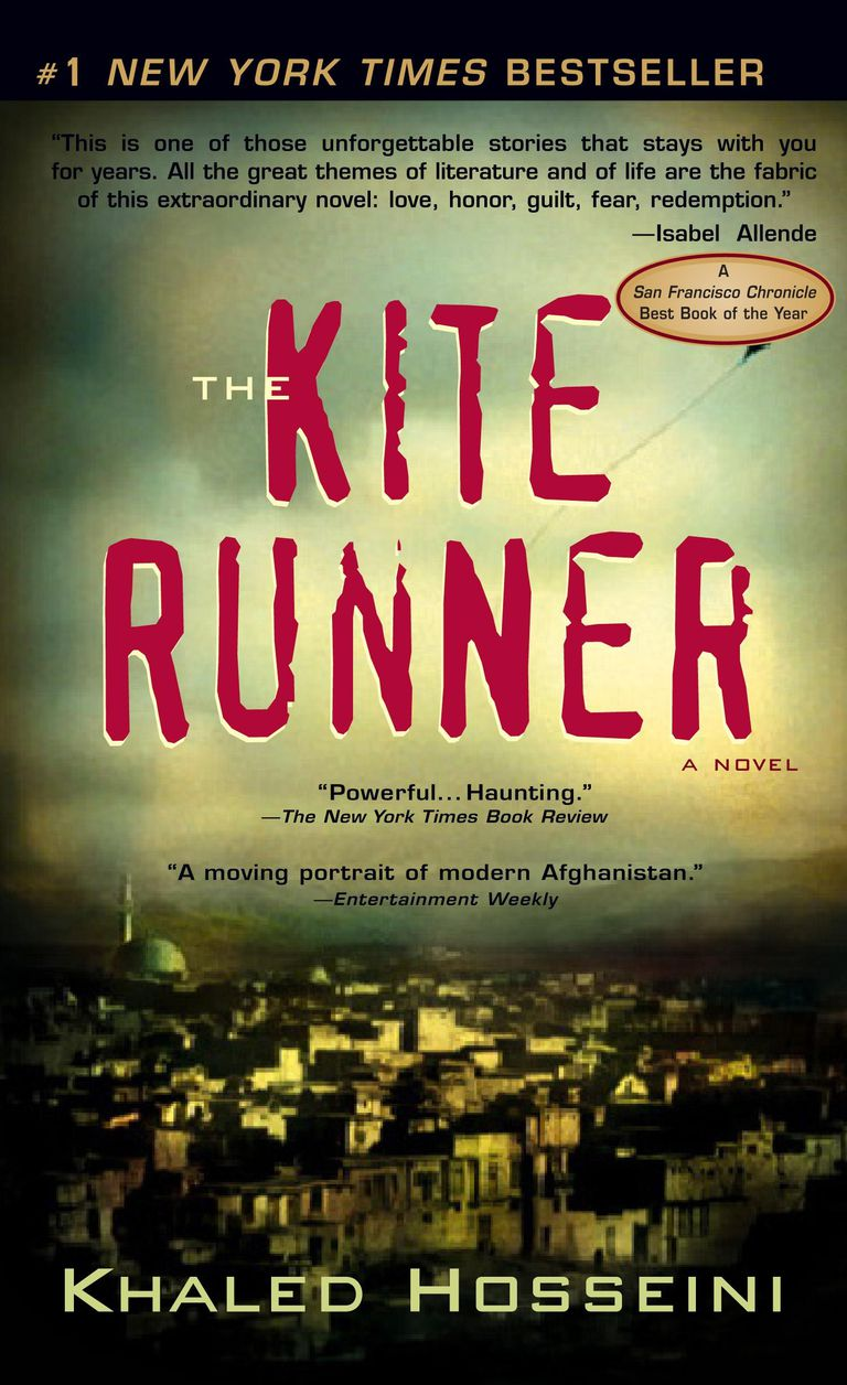The Kite Runner Book Club Discussion Questions