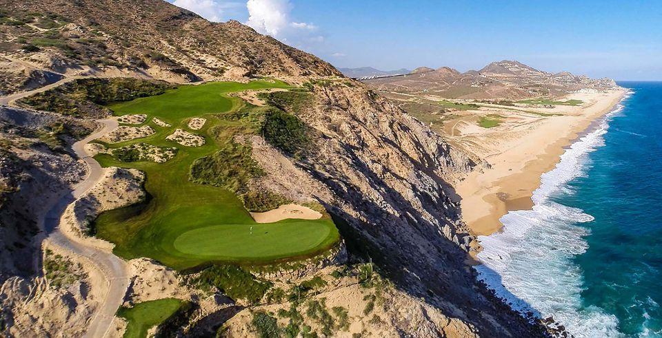 The Golf Course at Pueblo Bonito's Montecristo Estates