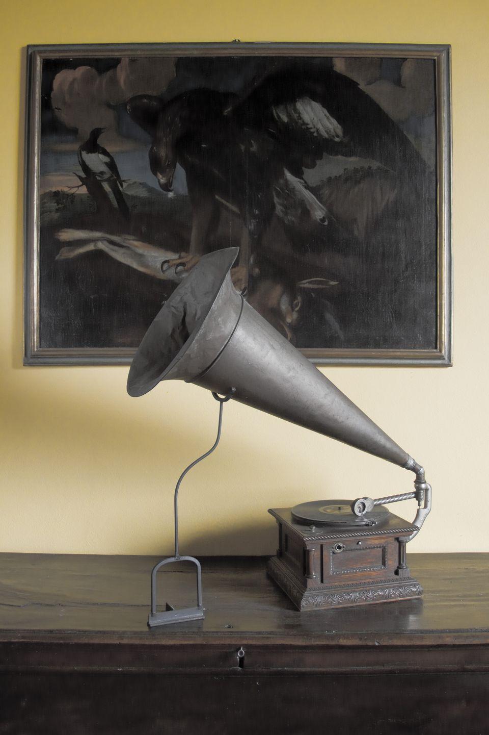 Puccini's Phonograph