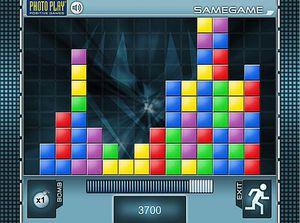 Screenshot of Same Game on Big Fish Games