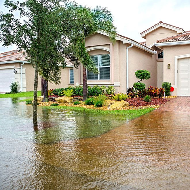 Does Your Home Insurance Cover Weather and Water Damage?
