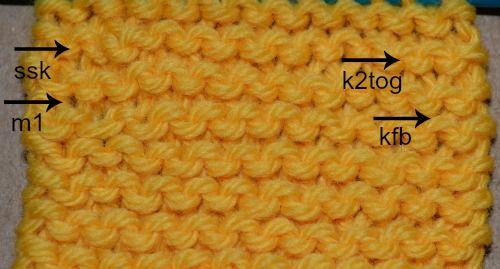 Decrease Knitting Garter Stitch : Garter Stitch Knitting and Beyond
