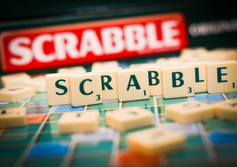 Scrabble Erlaubte Wörter