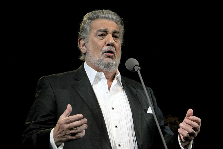 Operatic Tenor, Placido Domingo