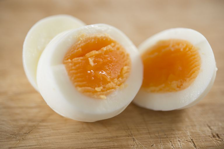 Cook an Egg with Alcohol