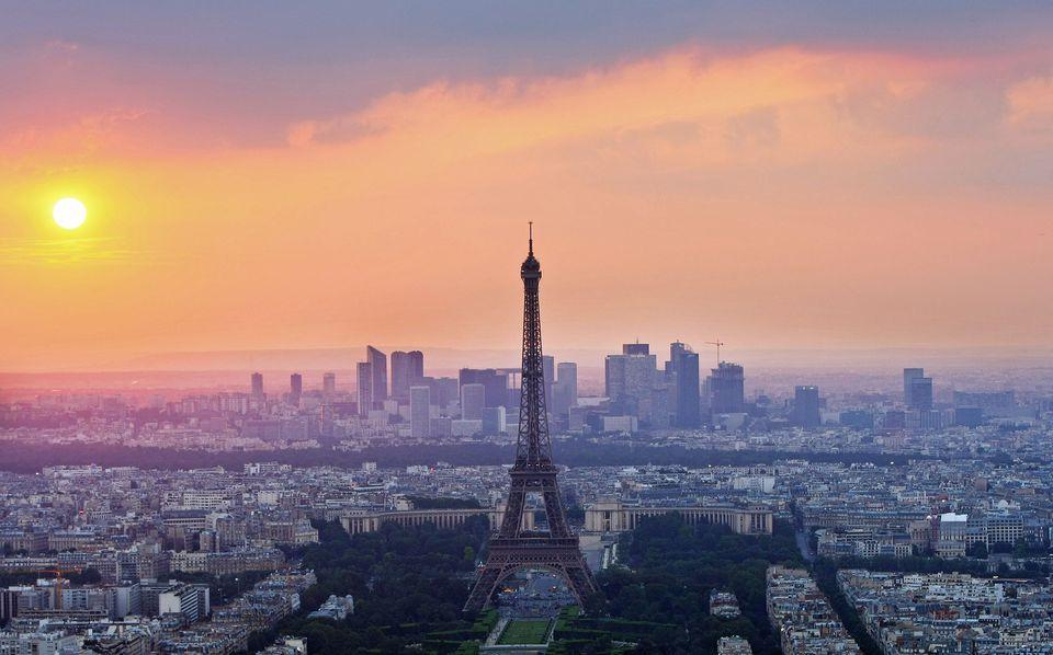 Paris offers travelers some beautiful city views.
