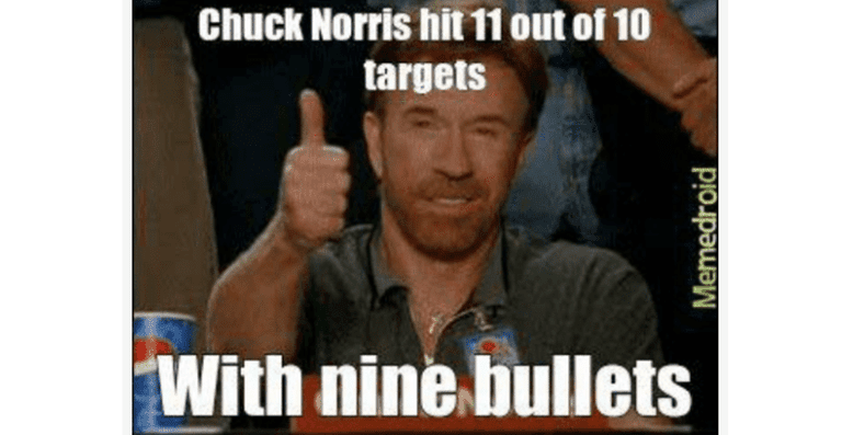 The 20 Best Chuck Norr...