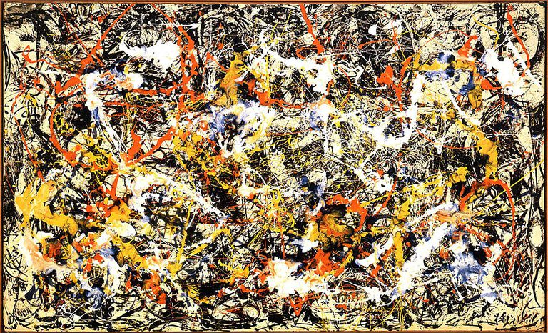 © The Pollock-Krasner Foundation/Artists Rights Society (ARS), New York; used with permission