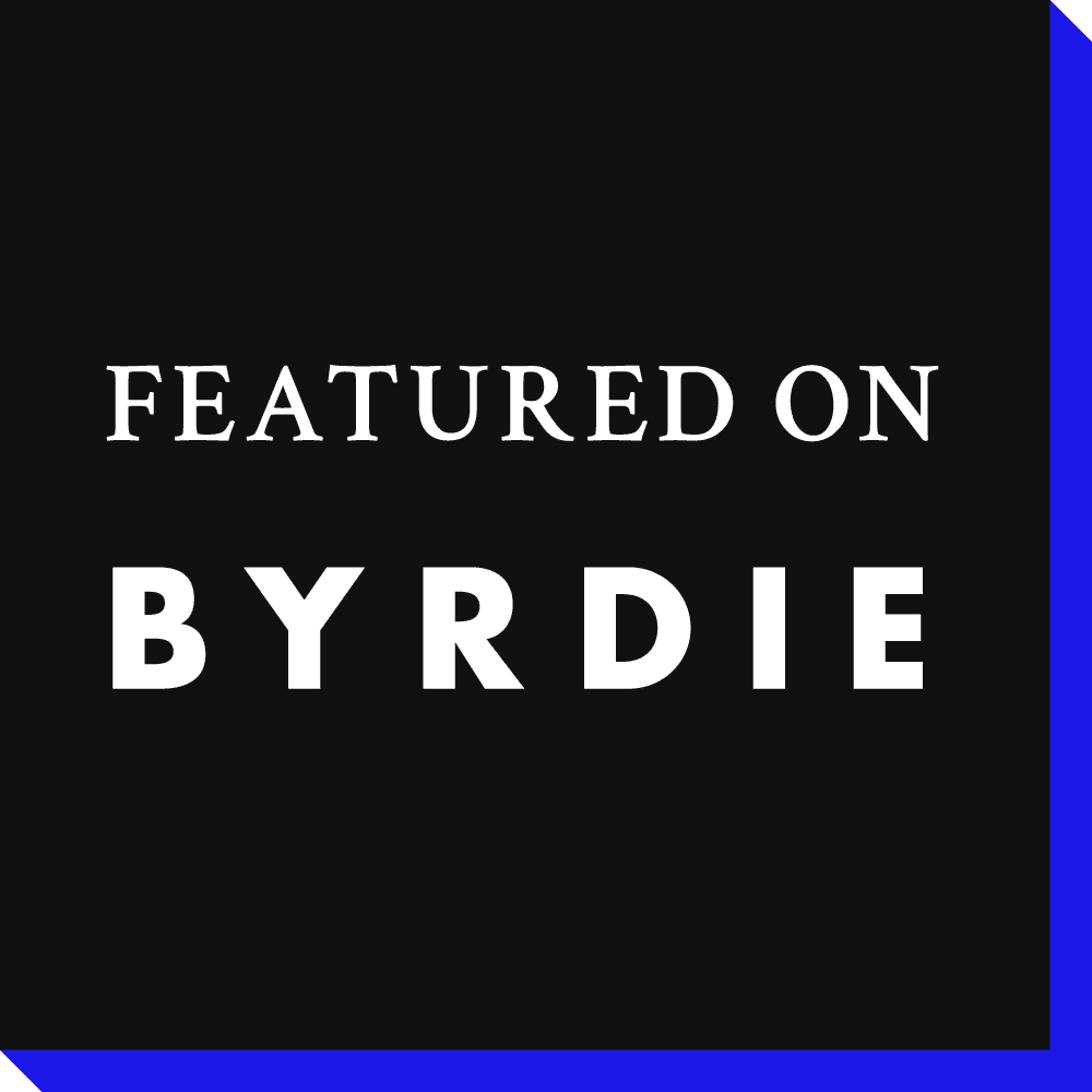Featured on Byrdie Badge
