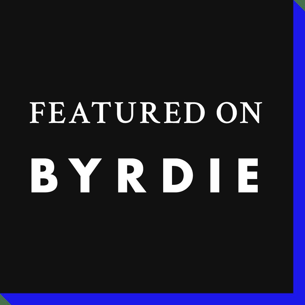 Featured on Byrdie Badge