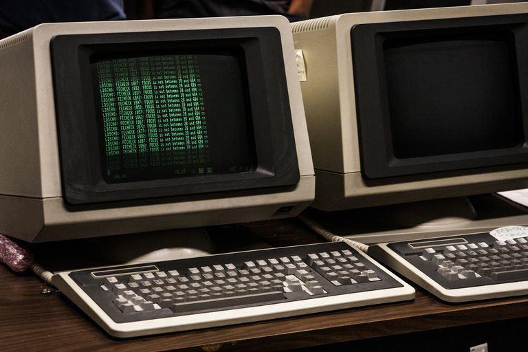 Old compueters