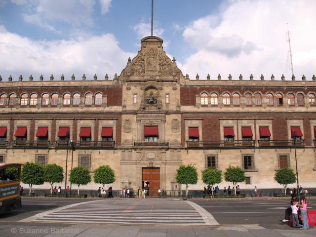 National Palace Mexico City Tour