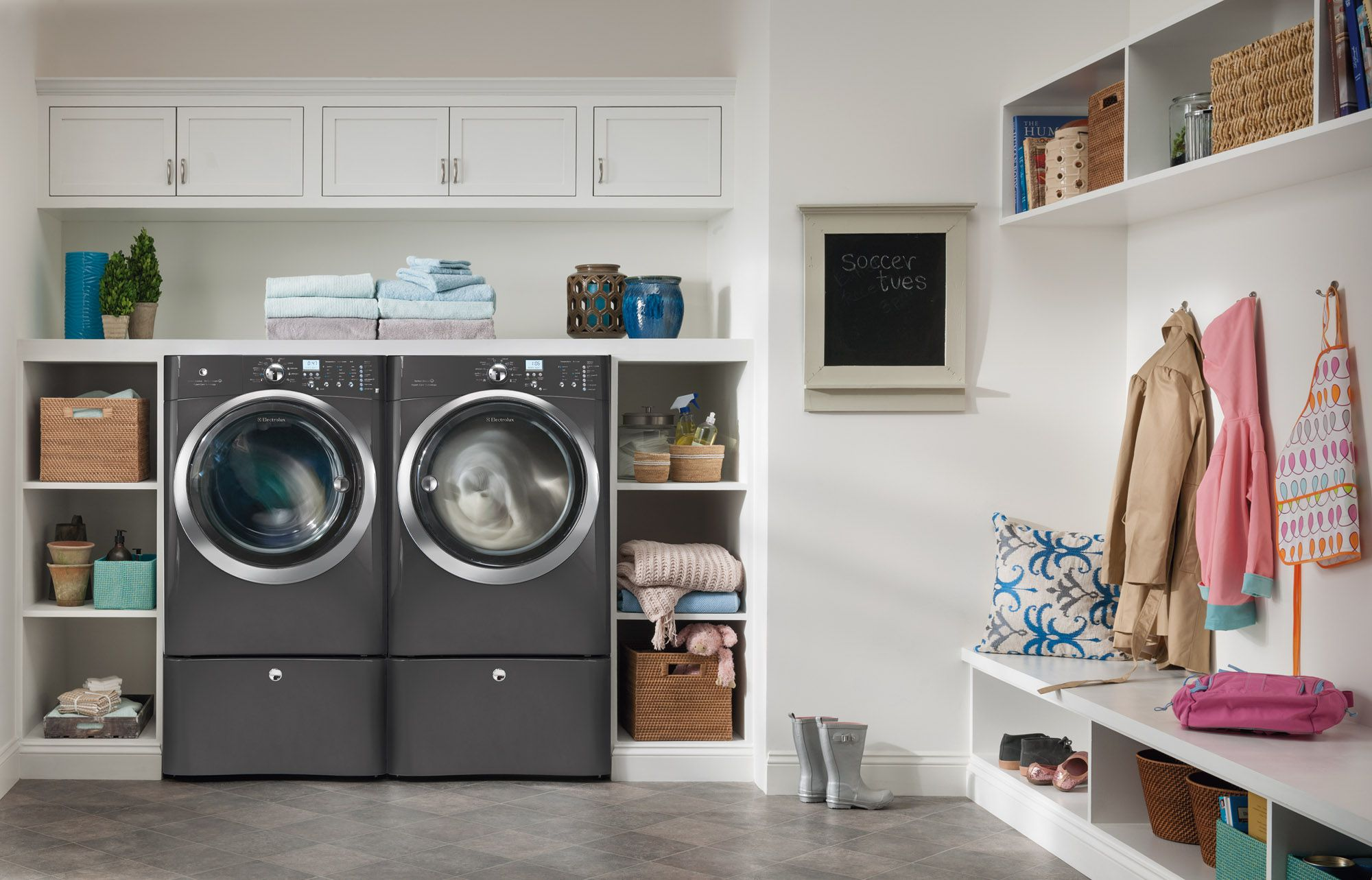 The Most Beautiful Laundry Rooms for Your Cleaning Needs