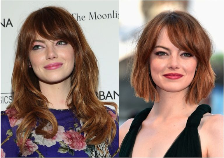 Hairstyles For Round Faces The Most Flattering Cuts - Hairstyles for round face and long hair