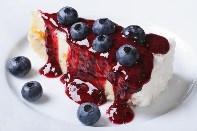 Easy Sugar-Free Three-Berry Syrup or Sauce Recipe
