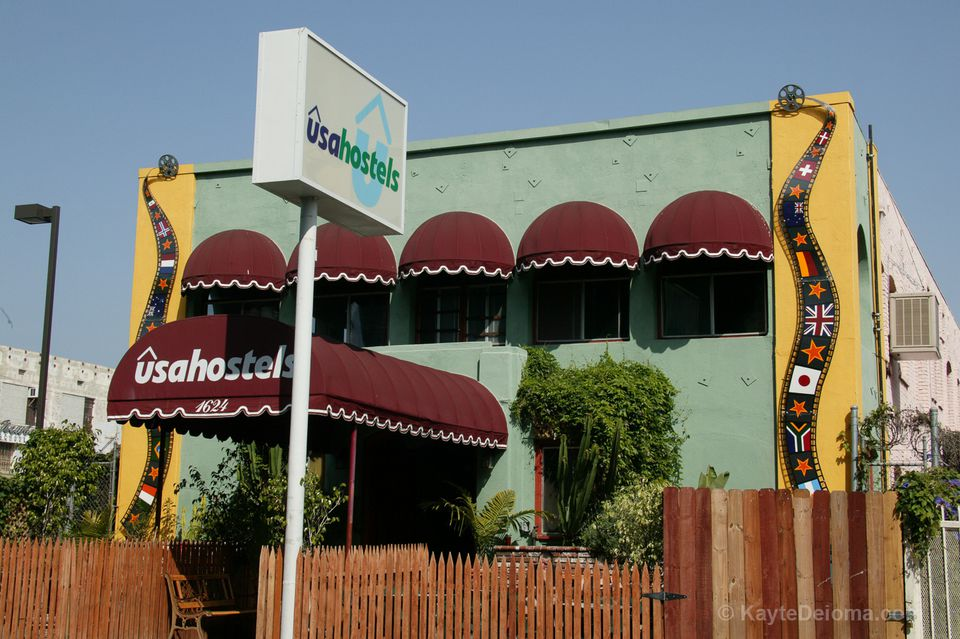 USA Hostels in Hollywood
