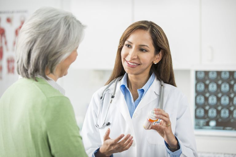 Talking with the Doctor after a Dementia Diagnosis