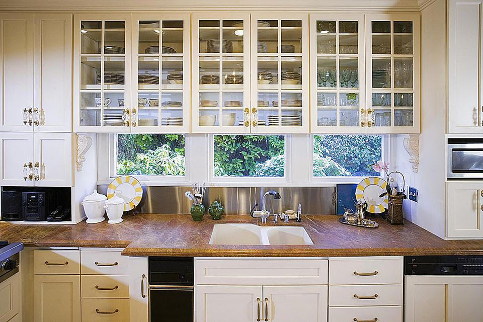 Organize your kitchen cabinets Kitchen Cabinets
