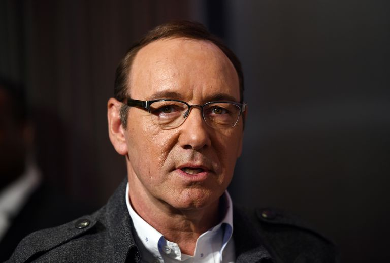 Asides - Kevin Spacey