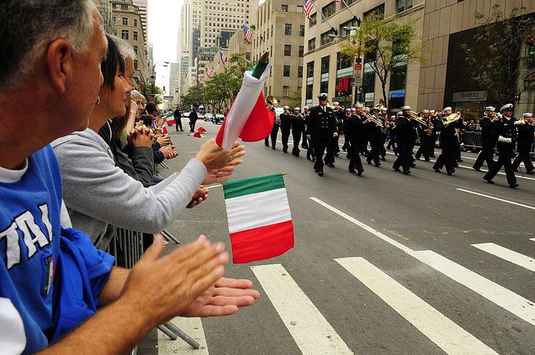Columbus Day en New York
