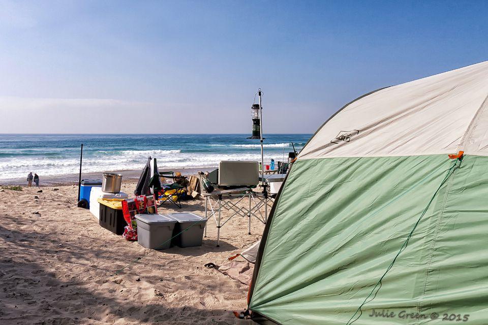 Santa Barbara Camping Campgrounds Rv Parks