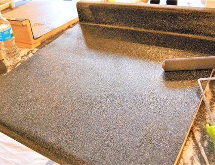 Polyester Vs Acrylic Solid Surface Counters