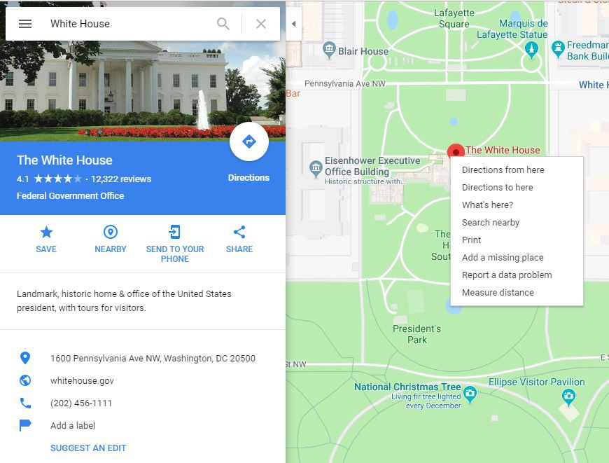 How to get coordinates from Google Maps