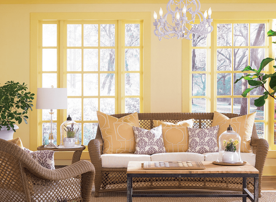 11 best neutral paint colors for your home for Best neutral yellow paint colors