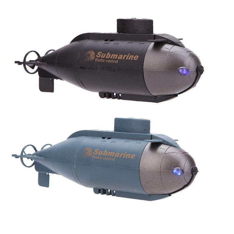 RC racing submarine boats